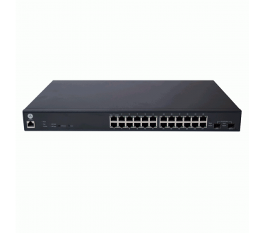 Open Mesh S24-L 24-Port PoE+ Cloud-Managed Switch (250W)