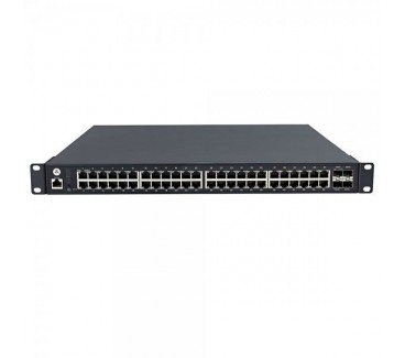 Open Mesh S48 48-Port PoE+ Cloud-Managed Switch