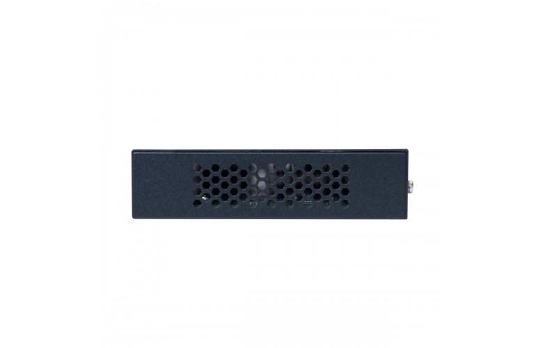 Open Mesh S8-L Fanless 8-Port PoE+ Cloud-Managed Desktop Switch (55W)
