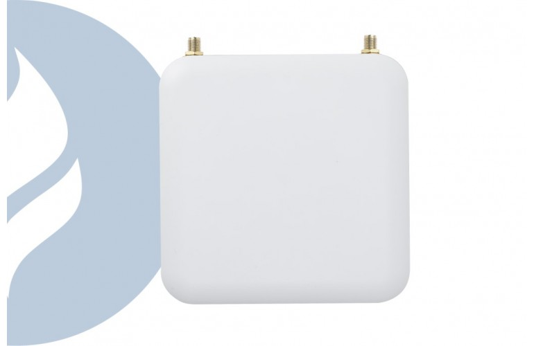 Plasma Cloud PA300E 2.4GHz Cloud Managed Wireless Mesh Access Point with Two Replaceable External Antennas
