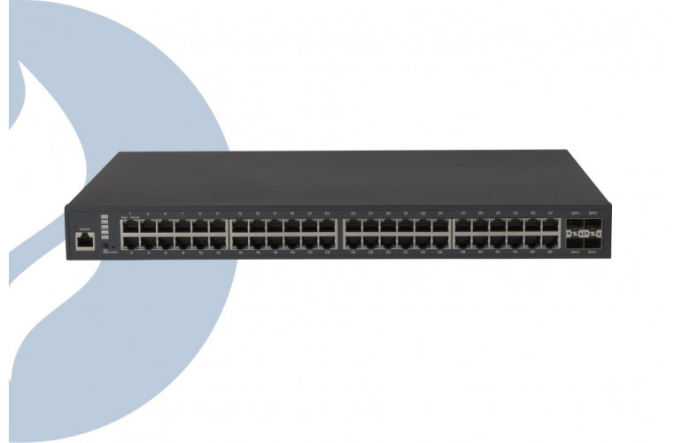 Plasma Cloud PS48 740W PoE Network Switch