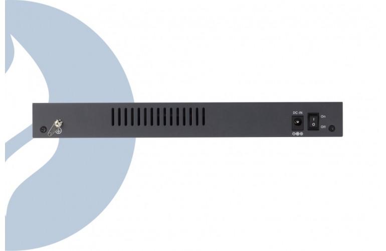 Plasma Cloud PS8-L 55W PoE Cloud Managed Network Switch