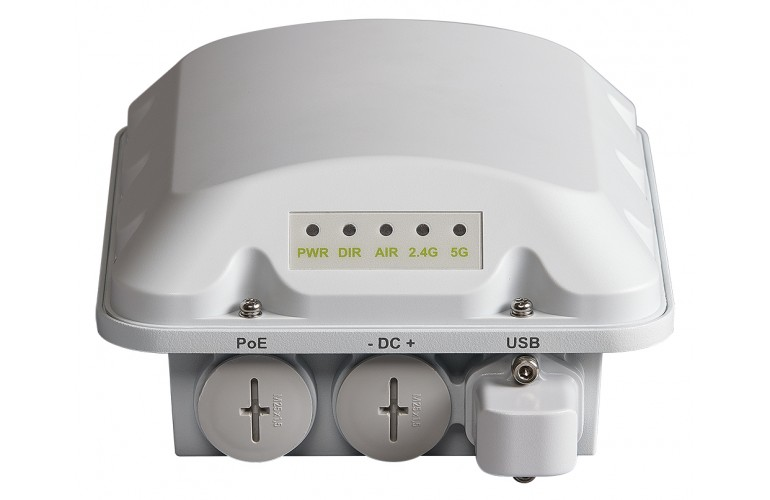 Ruckus Unleashed T310c  2x2:2 2.4/5GHz 802.11ac Wave 2 Outdoor Wi-Fi access point with omni